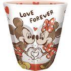 Mickey & Minnie Graffiti Plastic Cup 1596