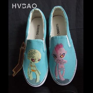 Buy HVBAO Aliens Slip-Ons 1016480459