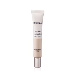 Mamonde - All Stay Foundation SPF25 PA++ 20ml (6 Colors) #21N Ivory 1066335829