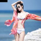 Set: Bikini + Beach Cover-Up 1596
