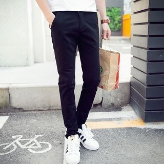 Straight Fit Pants 1049147115