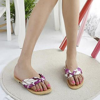 Buy KAWO Floral Flip-Flops 1022901172