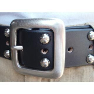 Picture of ESCOBARIA Big Studs Belt 1004872751 (ESCOBARIA, Mens Belts, Japan)
