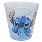 Stitch Frost Glass Cup 1596