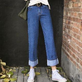 Boot-cut Jeans 1056789124