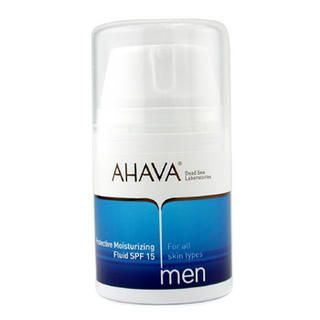 Picture of Ahava - Men Protective Moisturizing Fluid SPF 15 50ml/1.7oz (Ahava, Skincare, Face Care for Men, Mens Day Treatment)