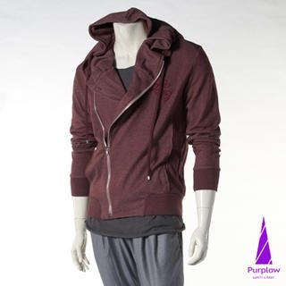 Asymmetric Zipup Jacket