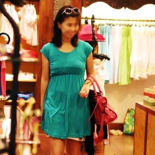 Buy Match & Match Elasticized A-Line Dress 1023034728