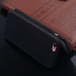 Image of Slim Silicone Mobile Case - iPhone X / 8 / 8 Plus / 7 / 7 Plus / 6s / 6s Plus / 5 / 5s / SE