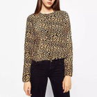 Leopard-Print Pullover 1596
