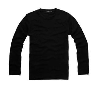 Picture of Justyle Long-Sleeve Crewneck Top 1021498473 (Justyle, Mens Tees, China, Mens Causal Tops)