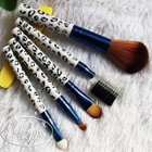 Makeup Brush Set (5 pcs) (Random Color) 5 pcs 1596