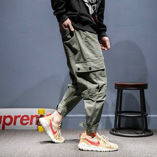 Tapered Jogger Pants