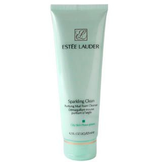 Sparkling Clean Purifying Mud Foam Cleaser (Oily Skin)
