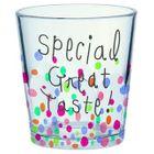 Vidro Plastic Clear Plastic Cup 280ml 1596