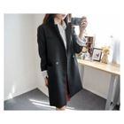One-Button Long Jacket 1596