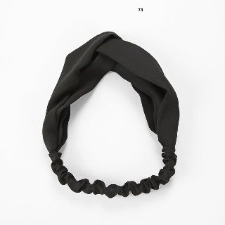 Image of Chiffon Plain Head Band