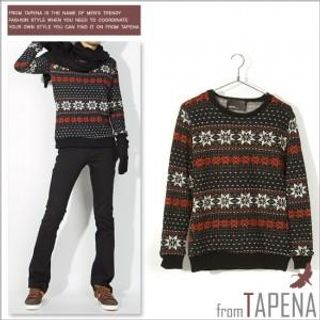Buy TAPENA Knit Sweater 1021643161