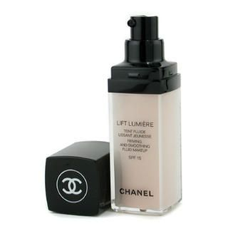Chanel  Lift Lumiere Firming and Smoothing Fluid Makeup SPF15  No. 50 Naturel 30ml1oz