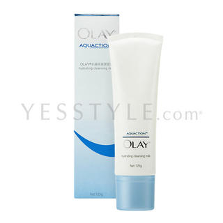 Aquaction Hydrating Cleansing Milk 125g