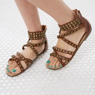 Buy Jean Stone Studded Sandals 1022526739