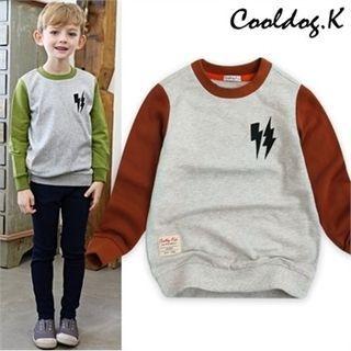 Kids Color-Block Sweatshirt 1053073201