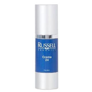 Russell Organics - Face Creme 24 1 oz 1oz / 30ml 1067982464