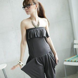 Buy D.P-Shop Ruffle Jumpsuit 1022939402