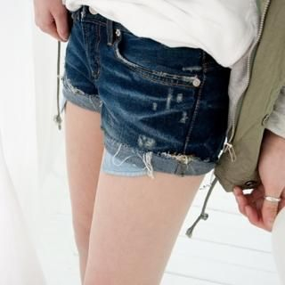 Buy Cookie 7 Denim Shorts 1022448060