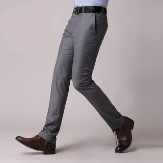 Plain Dress Pants