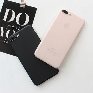 Matte Mobile Phone Case - Apple iPhone 6 / 6 Plus / 7 / 7 Plus 1056160518