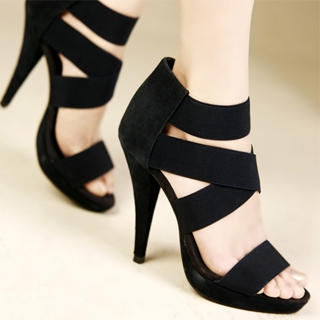 Picture of Kvoll Bandage Platform Heels 1022990382 (Other Shoes, Kvoll Shoes, China Shoes, Womens Shoes, Other Womens Shoes)