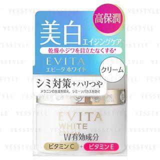 Evita White Cream V