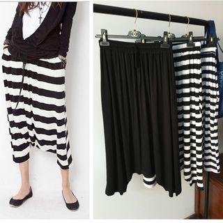 Drawstring-Waist Harem Pants 1060982852
