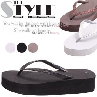 Buy Woorisin Platform Thong Sandals 1022881927