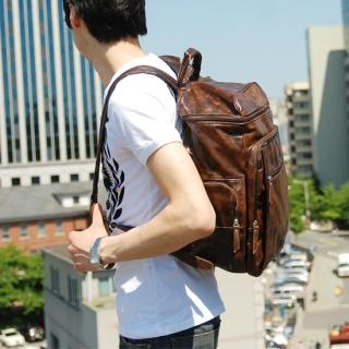 Buy Belivus Faux-Leather Backpack 1022940546