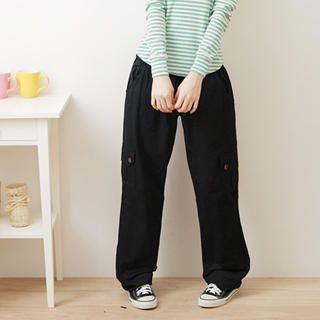 Picture of F-DNA Drawstring Cargo Pants 1022881996 (Womens Drawstring Pants, Womens Cargo Pants, F-DNA Pants, Taiwan Pants)
