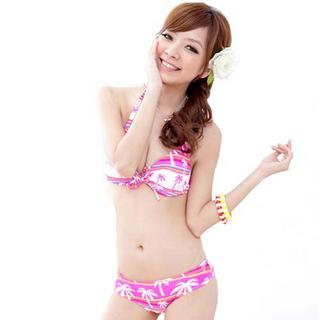 Picture of BiKiNi Wonderland Bikini Pink-One Size 1022804325 (BiKiNi Wonderland Apparel, Womens Swimwear, Taiwan Apparel, Taiwan Swimwear)