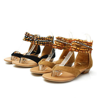 Picture of KAWO Bohemian Ankle Sandals 1022786356 (Sandals, KAWO Shoes, China Shoes, Womens Shoes, Womens Sandals)