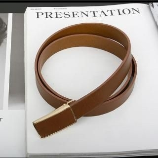 Picture of BoynMen Faux-Leather Belt 1022730480 (BoynMen, Mens Belts, Korea)