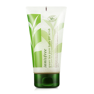 Green Tea Pure Body Gel Scrub 150ml 150ml