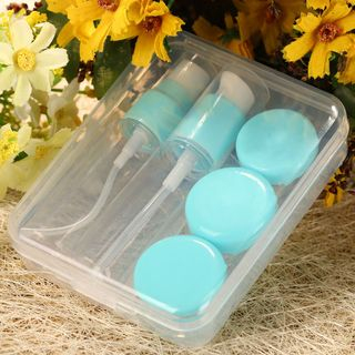 Set of 6: Travel Containers 1050983709
