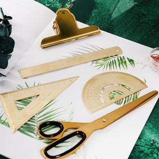 Scissors / Paper Clip / Protractor / Triangle Ruler 1066891441