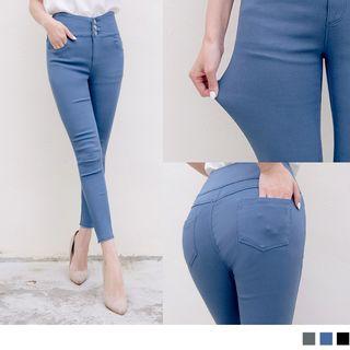 High-waist | Skinny | Pant
