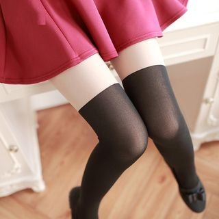 Two-Tone Tights 1059360441