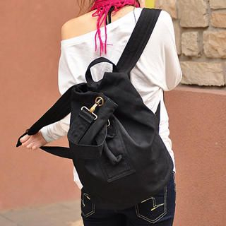 Buy Smoothie Canvas Backpack 1023045547