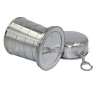 Travel Collapsible Stainless Steel Wine Cup 1596