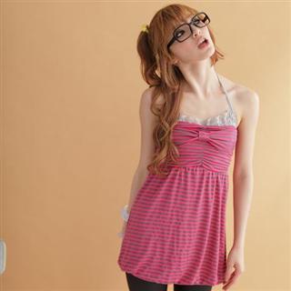 Buy 2kilo Striped Halter Dress 1022561882