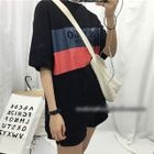 Color Block Short-Sleeve T-Shirt от YesStyle.com INT