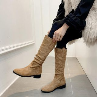 Plain Tall Boots